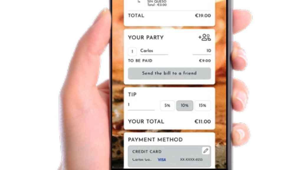 Imagen del sistema Cheerfy Pay