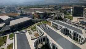 El Parque Tecnológico de la Salud de Granada.