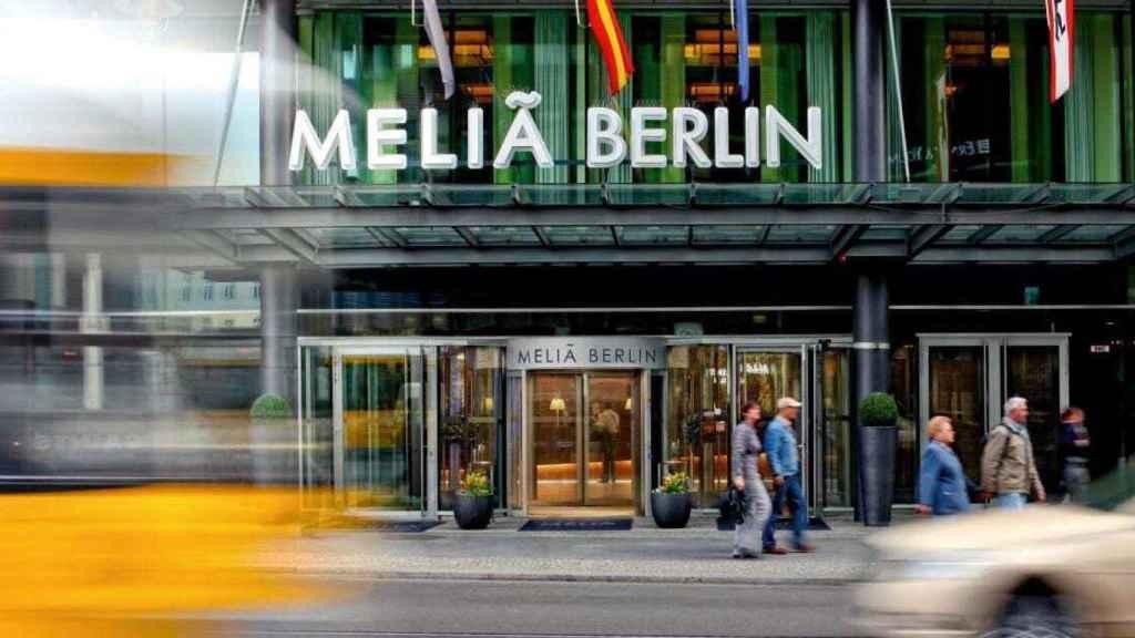 Uno de los hoteles de Meliá en Alemania.