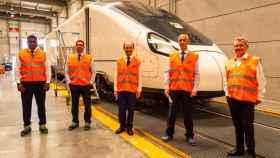Repsol y Talgo se alían para impulsar el tren de hidrógeno renovable
