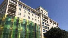Foto de archivo del Hospital Regional de Málaga