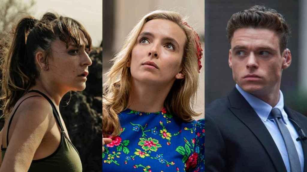 'Hierro', 'Killing Eve' y 'Bodyguard' entre las mejores series de thriller