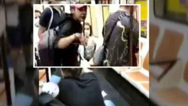 La policía identifica al agresor de un sanitario en el metro de Madrid