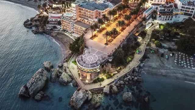 La belleza de la costa andaluza en Málaga