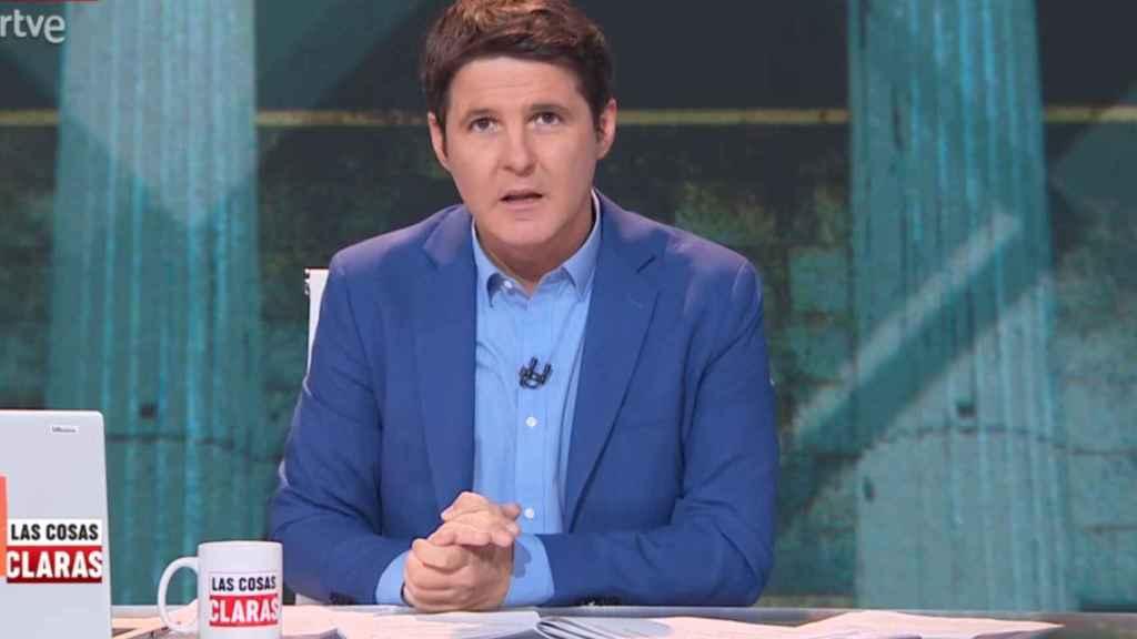 """Jesus Cintora, irónico sobre su despido fulminante de TVE: """"¿Por qué será?"""""""
