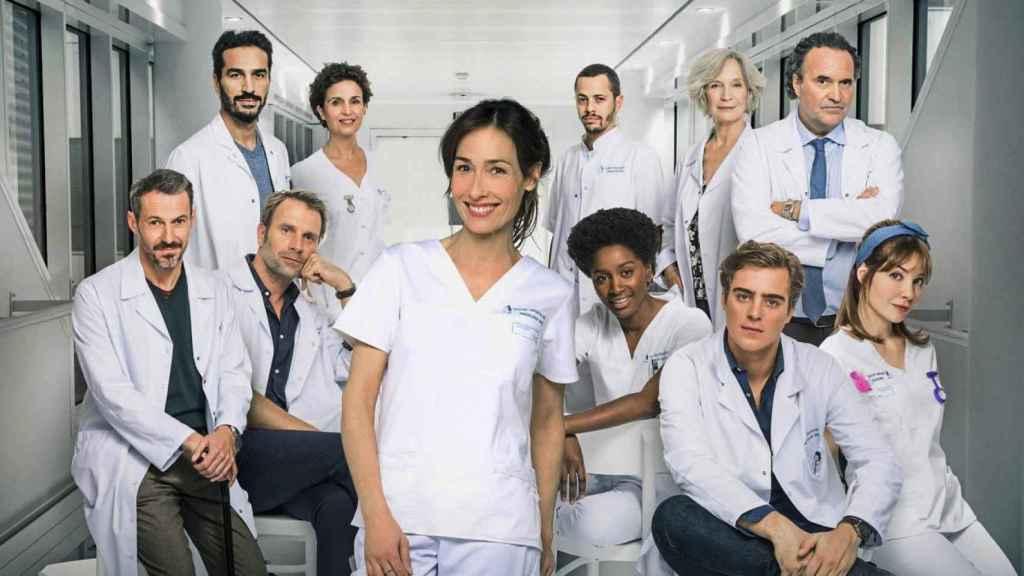'Nina, una enfermera diferente'