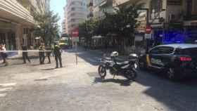 Atacados ayer, hoy vuelven abrir en Marbella: Ha sido un milagro