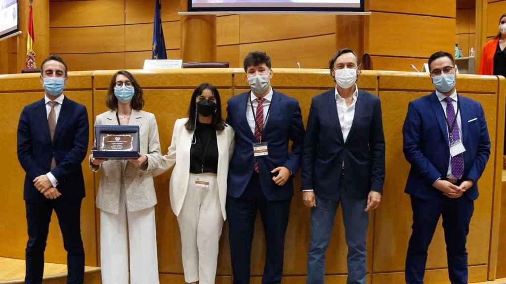 La oratoria universitaria malagueña vence en la V Liga Nacional de Debate Jurídico