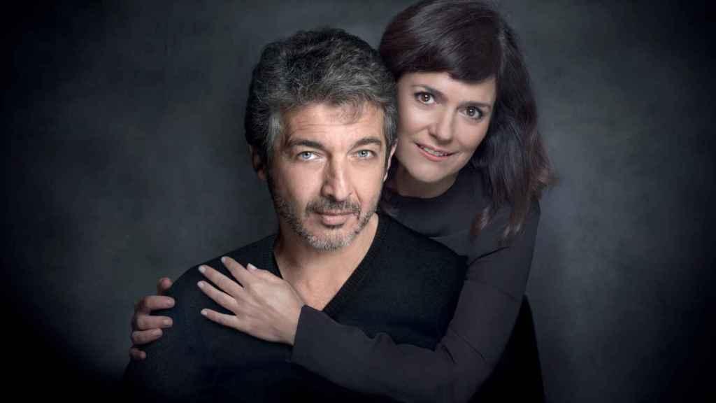 Ricardo Darín y Andrea Prieta.