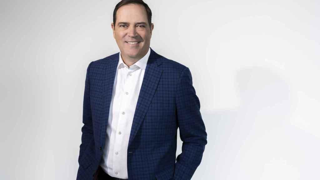 Chuck Robbins, CEO de Cisco, en una imagen de archivo.