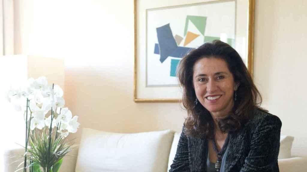 Ángeles Alarcó, expresidenta de Paradores entre 2012 y 2018.