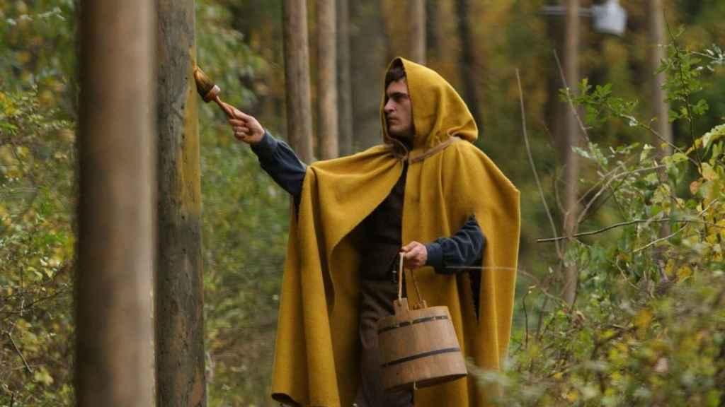 'El bosque'.