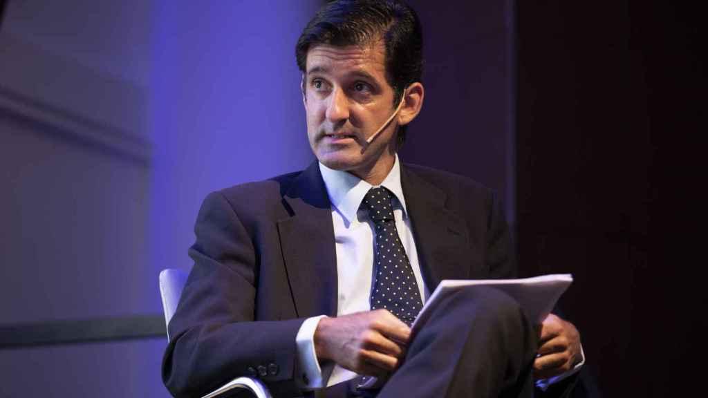Luis Esteban Alberdi, director del departamento de arquitectura hospitalaria de Sacyr.