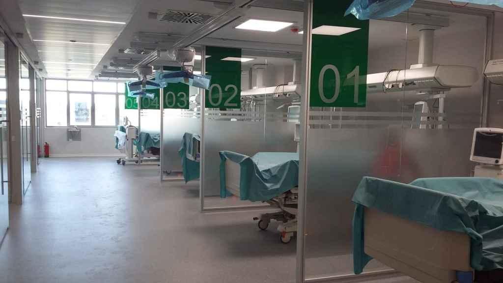 Hospital Militar de Sevilla.