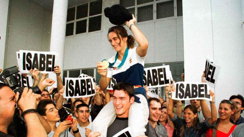 Cómo fue el combate que dio el oro olímpico a la alicantina Isabel Fernández