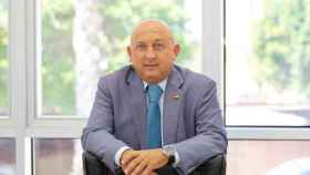TM Grupo Inmobiliario cierra 2020 con una cifra de negocio de 161 millones. En la foto, Pablo Serna, consejero delegado.