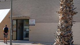 Centro de salud cabo de las Huertas.