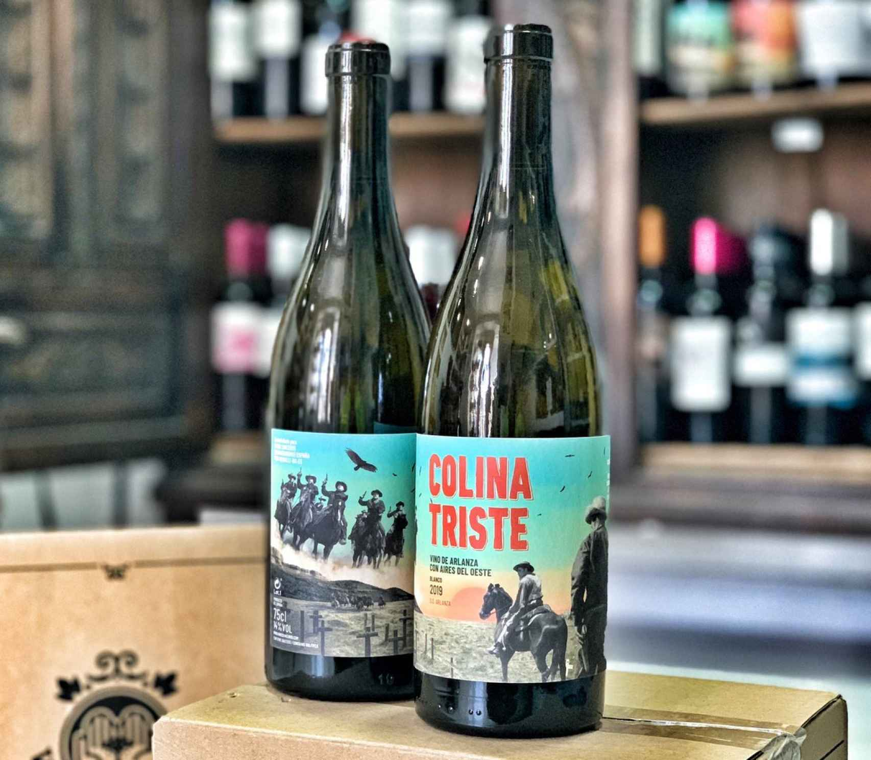 Colina Triste (Vinos Sinceros).