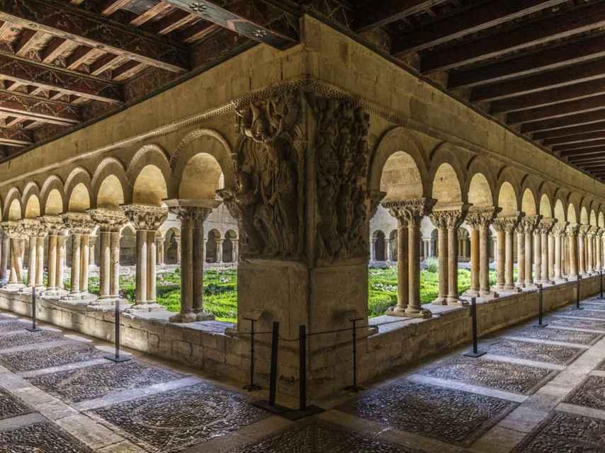 Claustro del Monasterio de Silos.