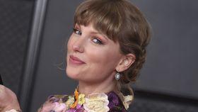 Taylor Swift, en una imagen de marzo de 2021.