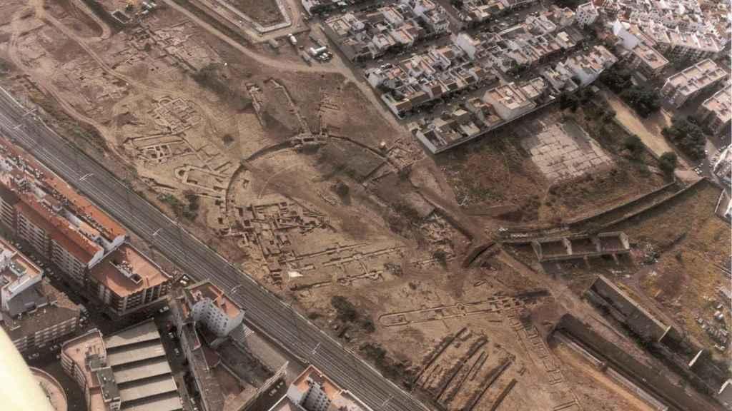 Cercadilla en mayo de 1992