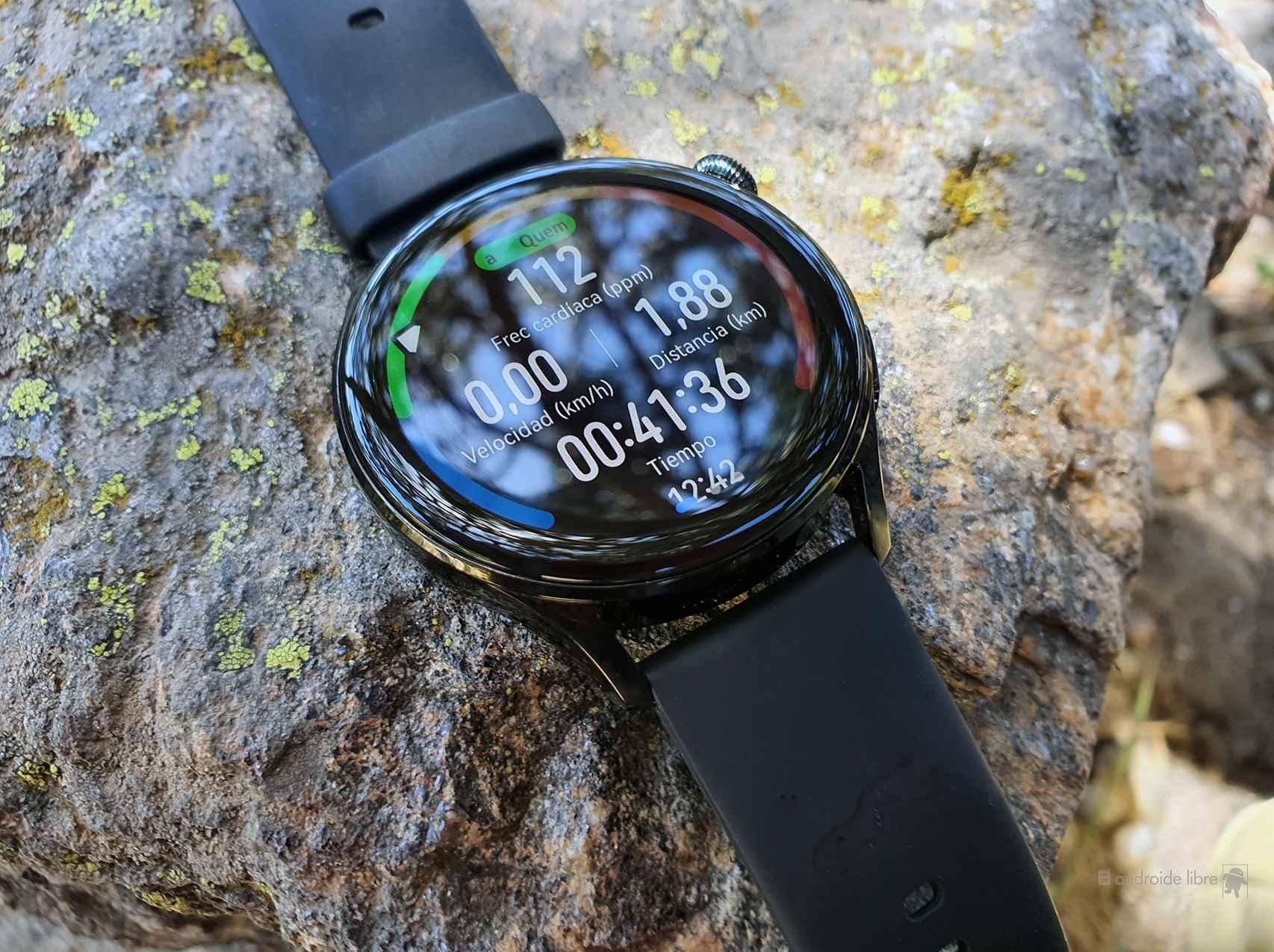 El Huawei Watch 3 se comportó a las mil maravillas