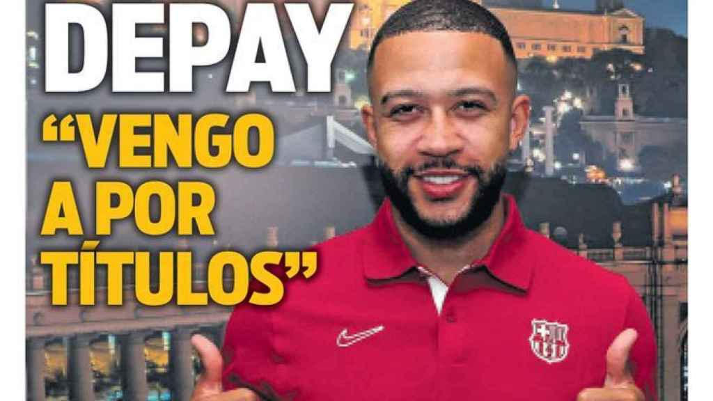 Portada Sport (20/07/21)