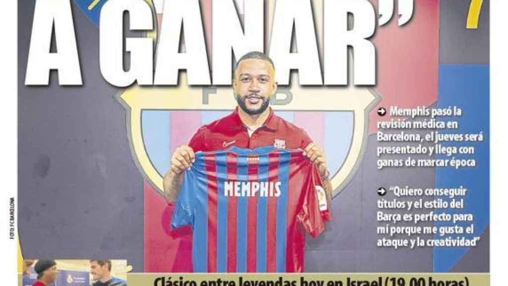 Portada Mundo Deportivo (20/07/21)