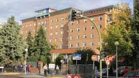 Hospital Virgen de la Salud de Toledo. Imagen de archivo