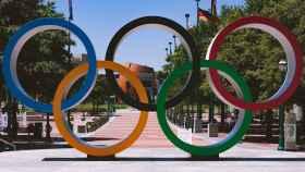 Anillos olímpicos.