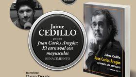 El libro será presentado el 21 de julio en el Centro Andaluz de las Letras.