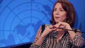 Roula Kalaf, editora del Financial Times.