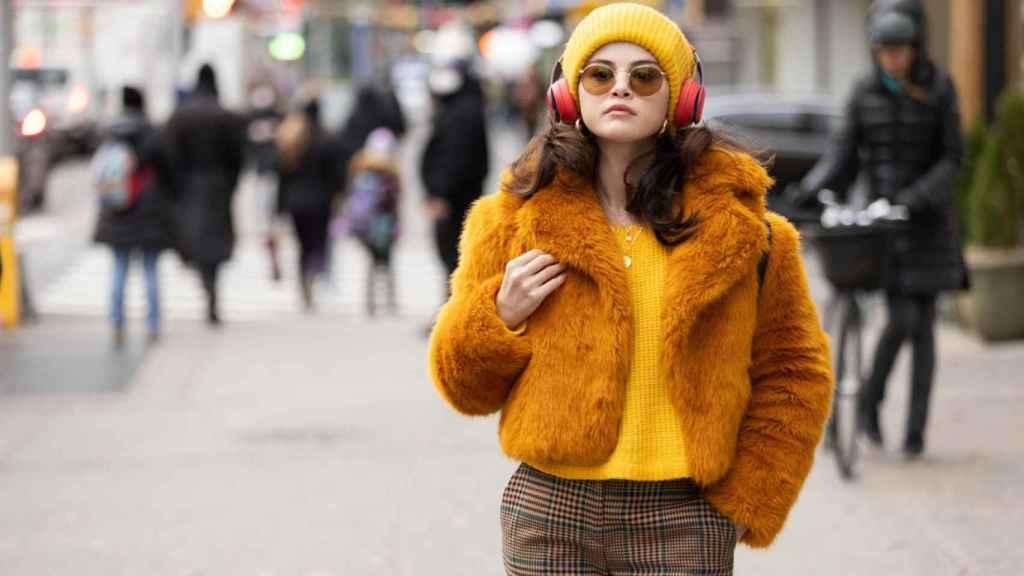 Selena Gomez  es Mabel en 'Solo asesinatos en el edificio'.