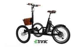 Pon tres ruedas a tu día a día con los trikes de Etnnic
