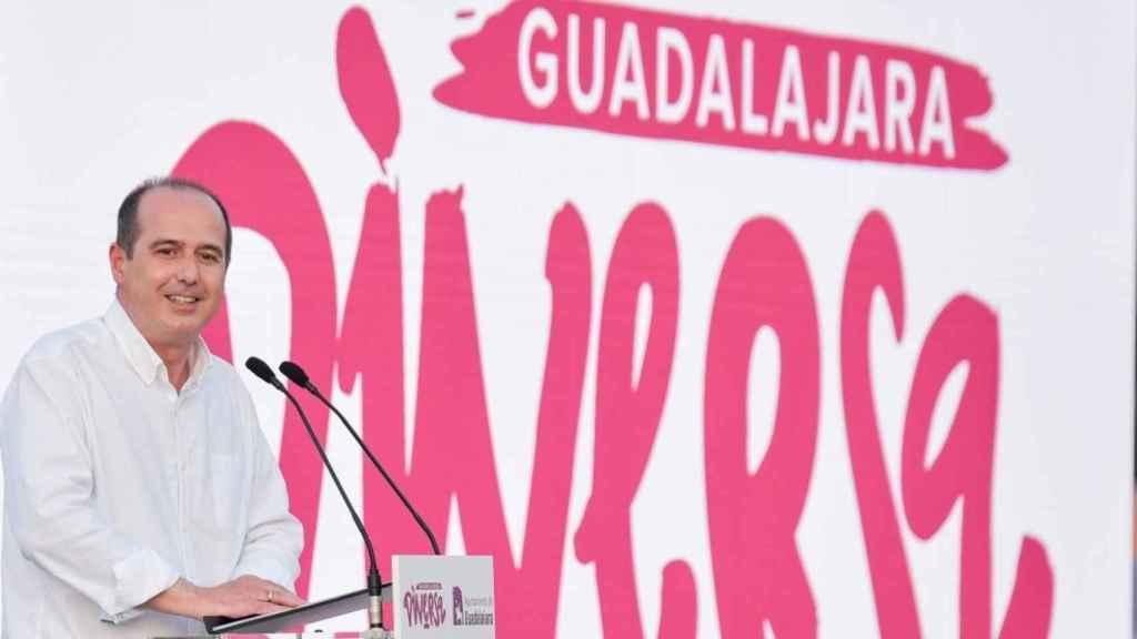 Alberto Rojo, alcalde de Guadalajara