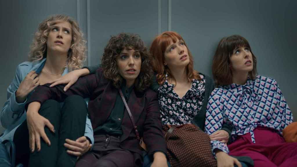 El grupo de amigas de Valeria seguirá siendo clave en la segunda temporada