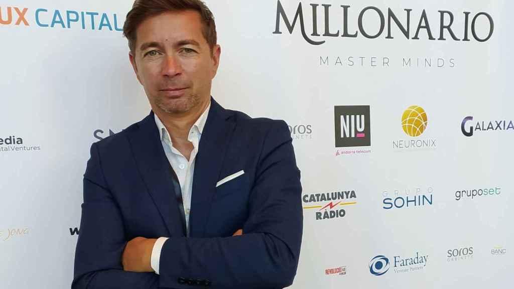 Marc Clusa es el CEO de Neuronix.