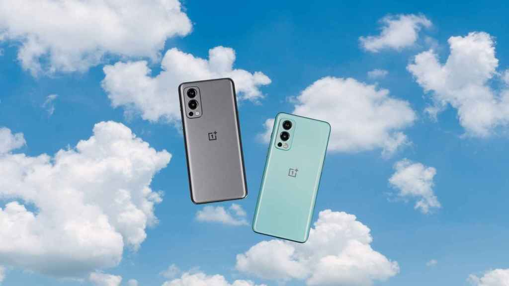 OnePlus Nord 2 colores