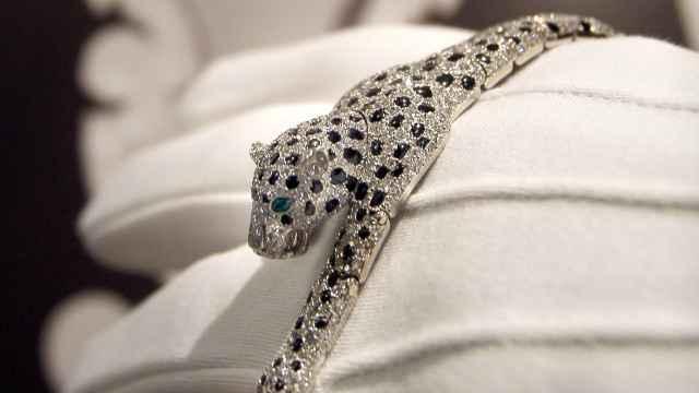 La pulsera de Cartier, 'Wallis Simpson Bracelet'.