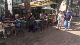 Terrazas en Marbella.