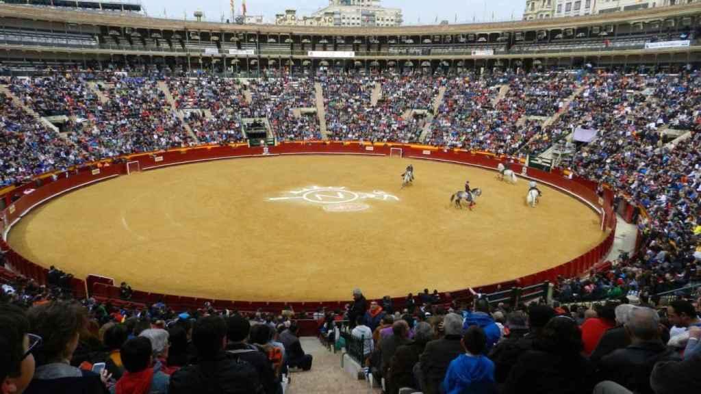 Plaza de Toros de Valencia.