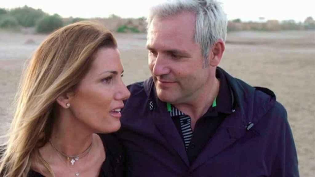 Santiago Cañizares y Mayte García han puesto fin a sus 13 años de matrimonio.