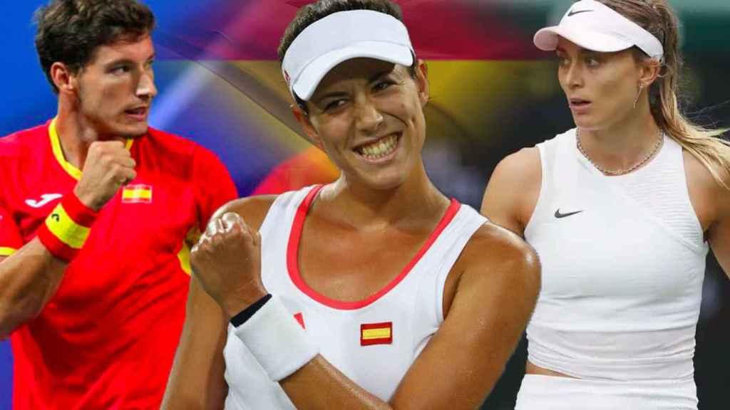Garbiñe Muguruza, la líder del tenis español en Tokio 2020