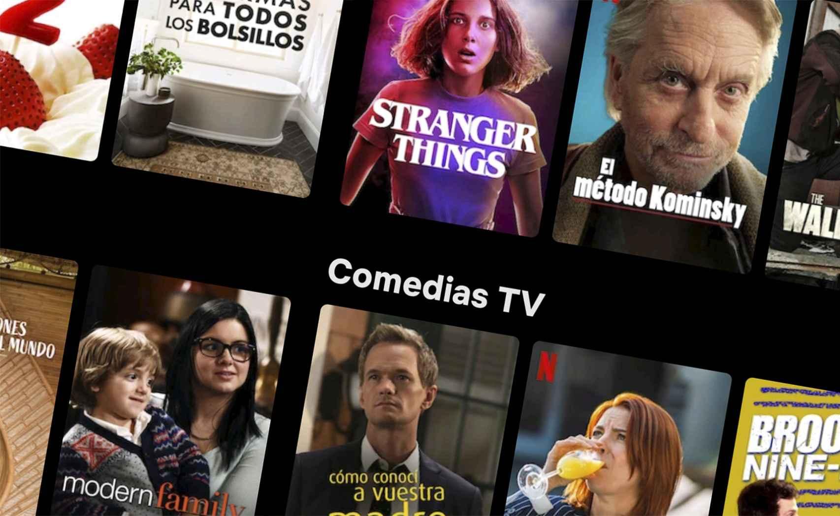 Streaming en Netflix