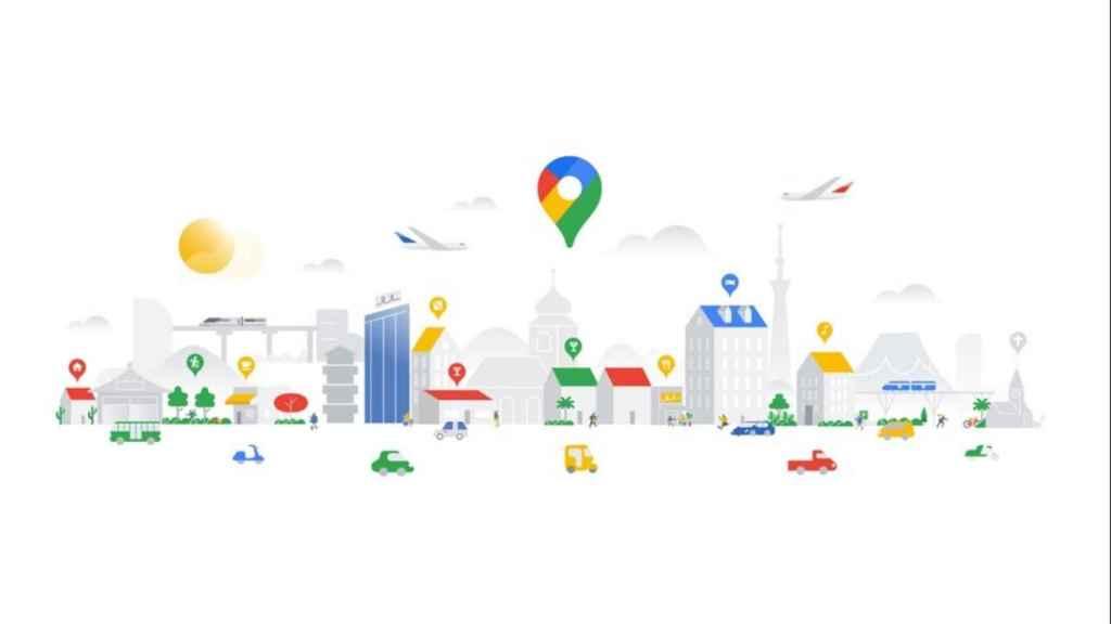 Así evitará Google Maps que entres en un metro demasiado lleno