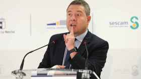 Emiliano García-Page, presidente de Castilla-La Mancha, en una imagen reciente