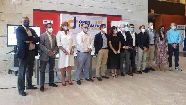 Presentación del Open Innovation en Guadalajara
