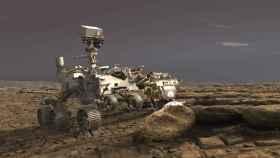 El robot Perseverance podría detectar restos orgánicos en la superficie de Marte.