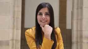 Ana Freire, investigadora en la Universitat Pompeu Fabra de Barcelona y coordinadora del proyecto STOP.