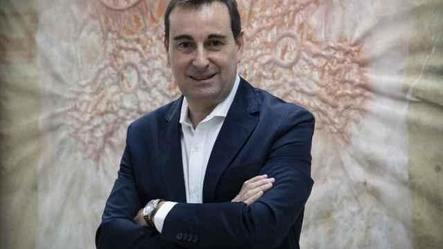 El consejero delegado de Mango, Toni Ruiz.